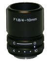4 mm-10mm Varifocal Lens